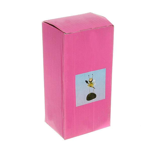 Фигурка из металла ″Пчелка на камушке″ 7*14 см купить оптом и в розницу