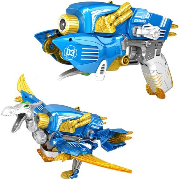 Пистолет Птерозавр с мягк.пулями Трансформер 3415627 купить оптом и в розницу