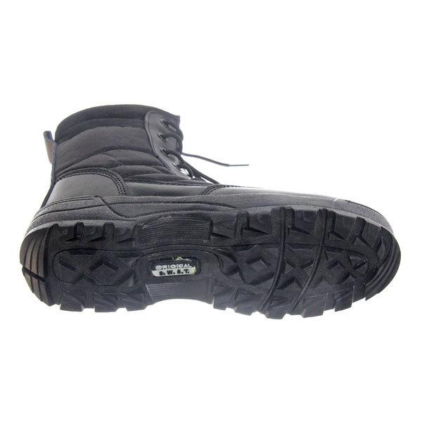 Ботинки тактические с высоким берцем S.W.A.T. QYS-21 black (р-р 44) купить оптом и в розницу
