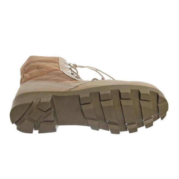 Ботинки тактические с высоким берцем G-27 desert (р-р 41) купить оптом и в розницу