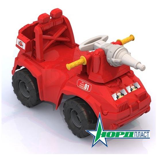 Каталка Пожарная машина 431014 Норд /1/ купить оптом и в розницу