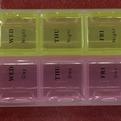 Контейнер для таблеток 900-5028 21,5х6,3х2 купить оптом и в розницу