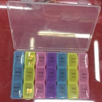 Контейнер для таблеток 900-5088 17,5х10,7х2,5 купить оптом и в розницу