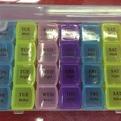 Контейнер для таблеток 900-6028 21х12х3 купить оптом и в розницу
