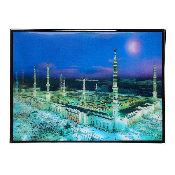 Картина с голограммой 30*40см ″Ночной город″ купить оптом и в розницу