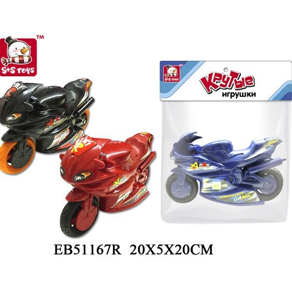 """Мотоцикл инерц. 00648443/51167EBR в пак BEST""""ценник купить оптом и в розницу"""