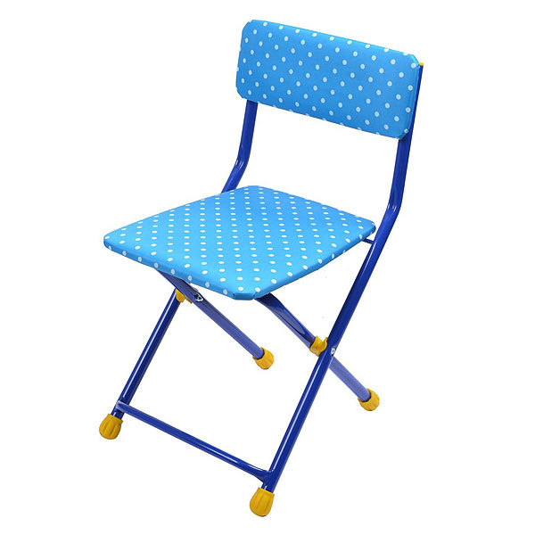 Стул детский складной, мягкое сиденье СТУ3 купить оптом и в розницу