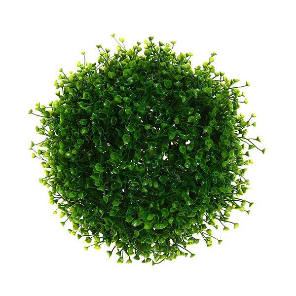 Шар декоративный ″Луговые травы 1″ 20см 0228-9 купить оптом и в розницу