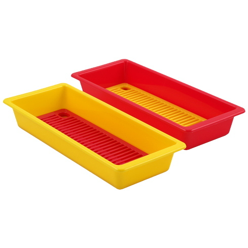 Сушилка для столовых приборов ″Кухня″ пластиковая *12 (ПБ) 36433 купить оптом и в розницу