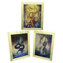 Картина голограмма 30*40см ″Дракон″ купить оптом и в розницу