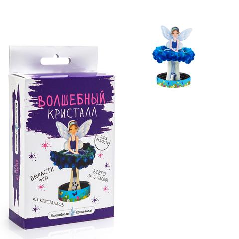 Набор ДТ Волшебные кристаллы Фея голубая CD-122 купить оптом и в розницу