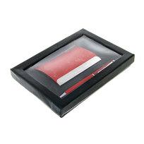 Подарочный набор ″Модерн″ (ручка+визитница)12*17см купить оптом и в розницу
