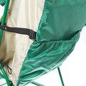 Санки-коляска Вездеход-2 козырек, ремень купить оптом и в розницу