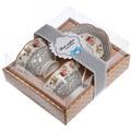 Чайный набор 4 предмета ″Романтика″ (2кружки 180мл +2блюдца) YOA1510-3 купить оптом и в розницу