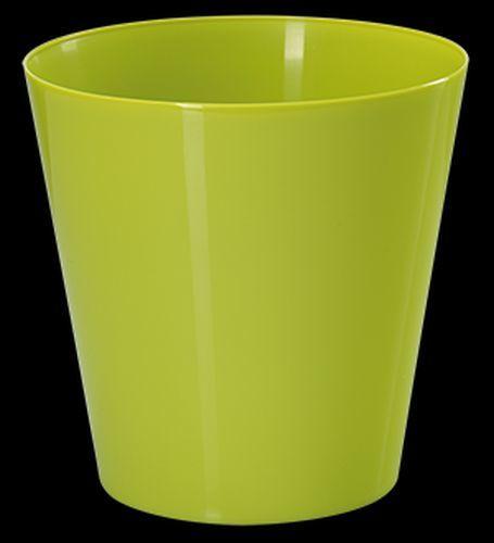 Кашпо Вулкано 17 2,5 l фисташ *10  Form plastic купить оптом и в розницу