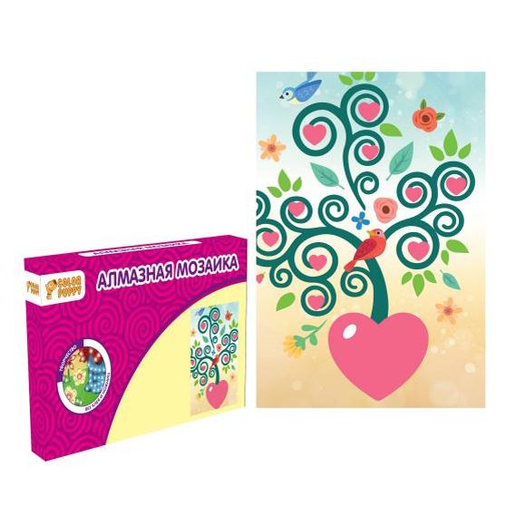 Набор ДТ Алмазная мозаика Дерево счастья 95278 Color Puppy купить оптом и в розницу