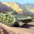 Сб.модель 3555 Советская БМП-2Д купить оптом и в розницу