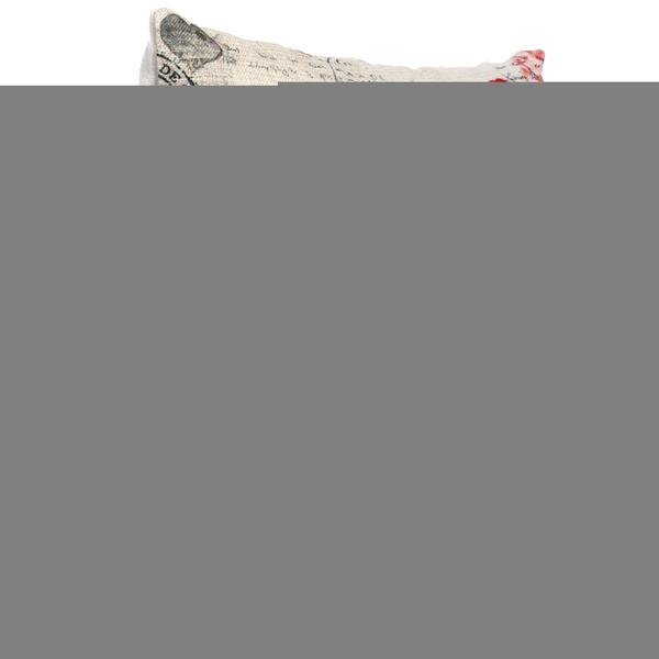 Подушка декоративная 44*44см ″Пионы″ винтаж купить оптом и в розницу