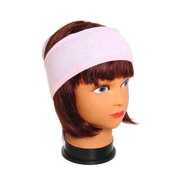 Резинка-полоска банная цветная на голову ″Однотонная″ купить оптом и в розницу