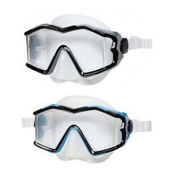 Маска для плавания взрослая Silicone Explorer Pro Intex (55982) купить оптом и в розницу