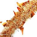 Мишура новогодняя 2 метра 6см ″Елочки″ медный купить оптом и в розницу