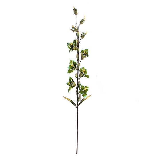 Цветок искусственный 110см ветка Изящность А492 купить оптом и в розницу