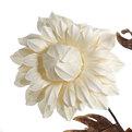 Цветок искусственный 83см ветка Хризантемы А422 купить оптом и в розницу