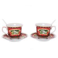 Чайный набор 4 предмета 180мл ″Овечки″ H006-057 купить оптом и в розницу