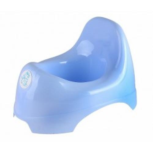 Горшок детский голубой пастельный*7 купить оптом и в розницу
