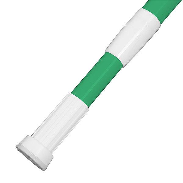 Карниз для ванной 110-200 зеленый купить оптом и в розницу