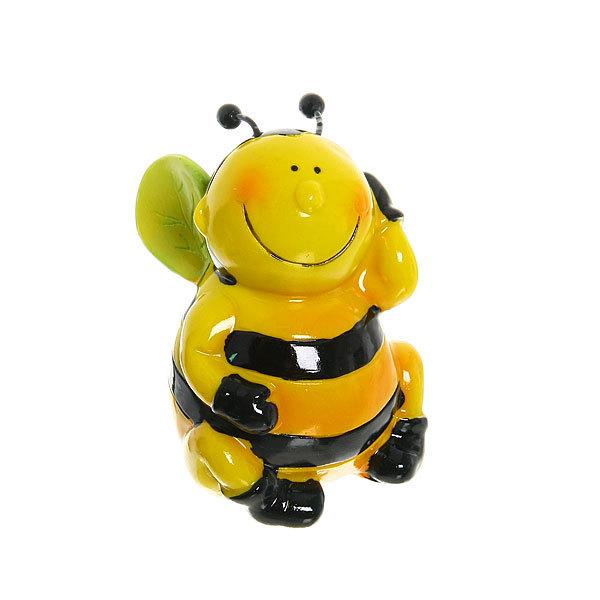 Фигурка из полистоуна ″Веселая пчелка″ 12см ХQ92281 купить оптом и в розницу