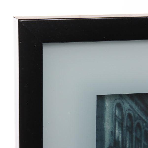 Картина объемная 40*50см черно-белая ″Улица″ купить оптом и в розницу