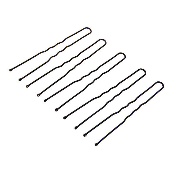 Шпильки для волос 40шт 6см 020-2 купить оптом и в розницу