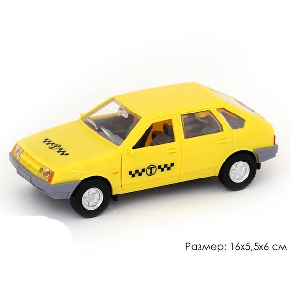Машина инерц. 11304АПР Такси в пак. купить оптом и в розницу
