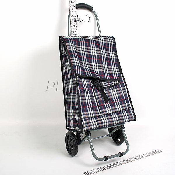 Тележка хозяйственная с сумкой DC-616 (90*36*30см, колеса 15см,грузоподъемность до 25 кг.) купить оптом и в розницу