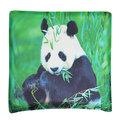 Наволочка декоративная 40*40см Панда купить оптом и в розницу