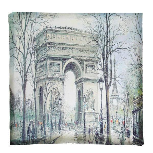 Наволочка декоративная 40*40см Триумфальная арка купить оптом и в розницу
