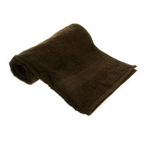Махровое полотенце 50*90см темно-оливковое ЭК90 Д01 купить оптом и в розницу
