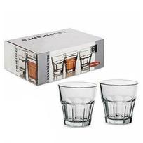 Набор стаканов д/сока КАСАБЛАНКА 6 шт. 205 мл. (1/4) купить оптом и в розницу
