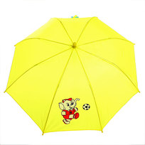 Зонт детский полуавтомат со свистком ″Слоник″, 8 спиц, d-80см, длина в слож. виде 45см купить оптом и в розницу