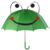 Зонт детский полуавтомат со свистком ″Божья коровка″, 8 спиц, d-77см, длина в слож. виде 45см купить оптом и в розницу