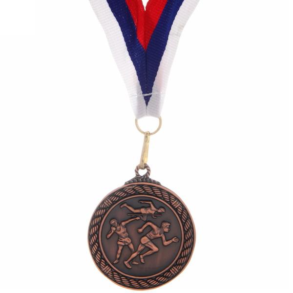 Медаль ″ Легкая атлетика ″- 3 место (5см) купить оптом и в розницу