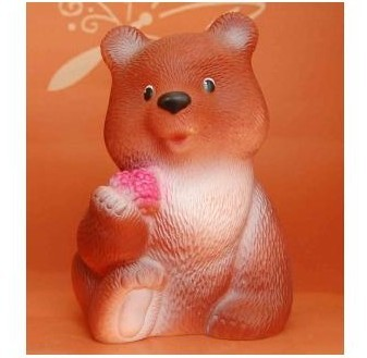 Рез. Медведь Топтыжка С-643 Огонек /6/ купить оптом и в розницу
