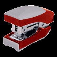 Степлер  № 24/6(26/6) PROFF красный с серым, малый пластик, 12л купить оптом и в розницу