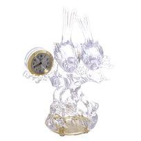 Часы сувенирные ″Воробушки на ветке″ OKA09129 купить оптом и в розницу