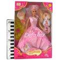 Кукла 6003 Счастливая невеста с аксес. в кор. Defa Lusy купить оптом и в розницу