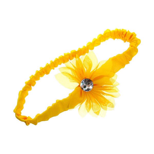 Резинка для создания греческой прически ″Цветок″ 606-15 купить оптом и в розницу