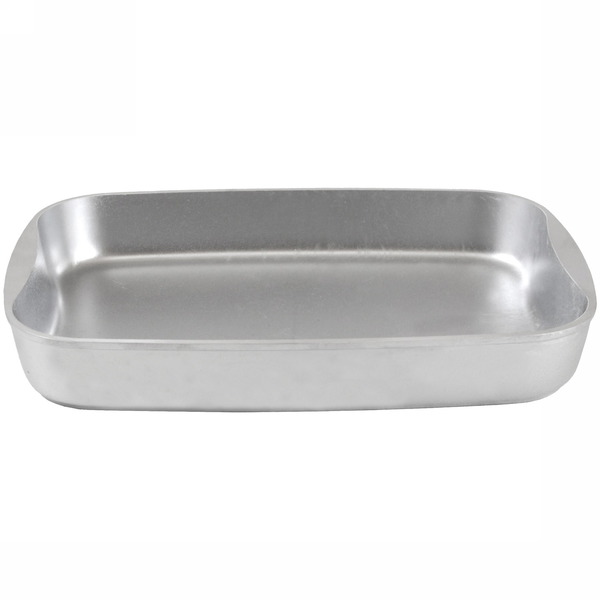 Противень 33,5*22 см литой алюминий КМ-п01 купить оптом и в розницу