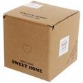Банка для сыпучих продуктов ″ Sweet Home″ 800мл, керамика купить оптом и в розницу