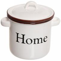 Банка для сыпучих продуктов ″ Sweet Home″ 800мл, керамика YX154013 купить оптом и в розницу